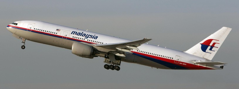 MH17 Boeing 777 Malaysia Airlines