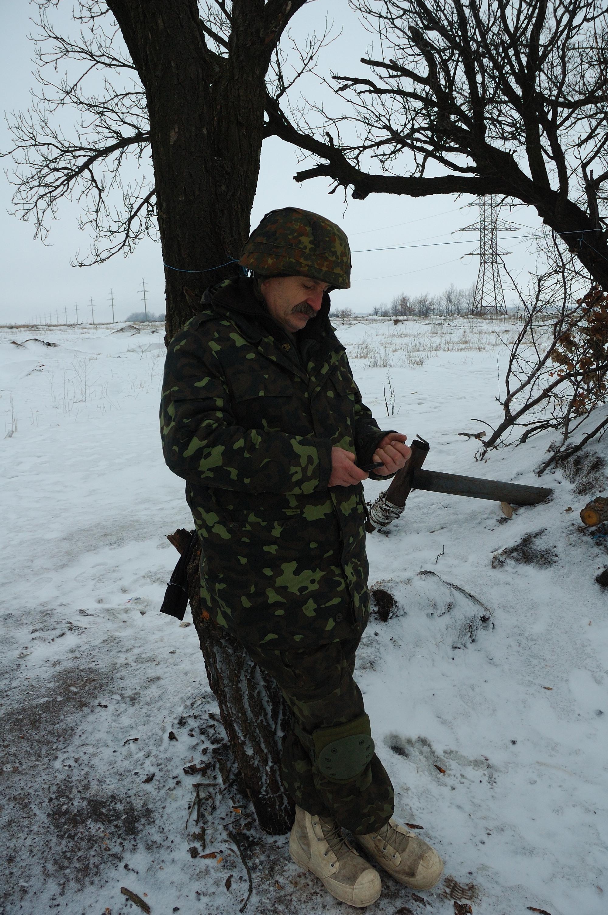 Debaltseve 40 battalion