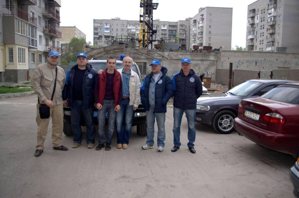 Colonel Sarychev 40 battaion Ukraine army POW release