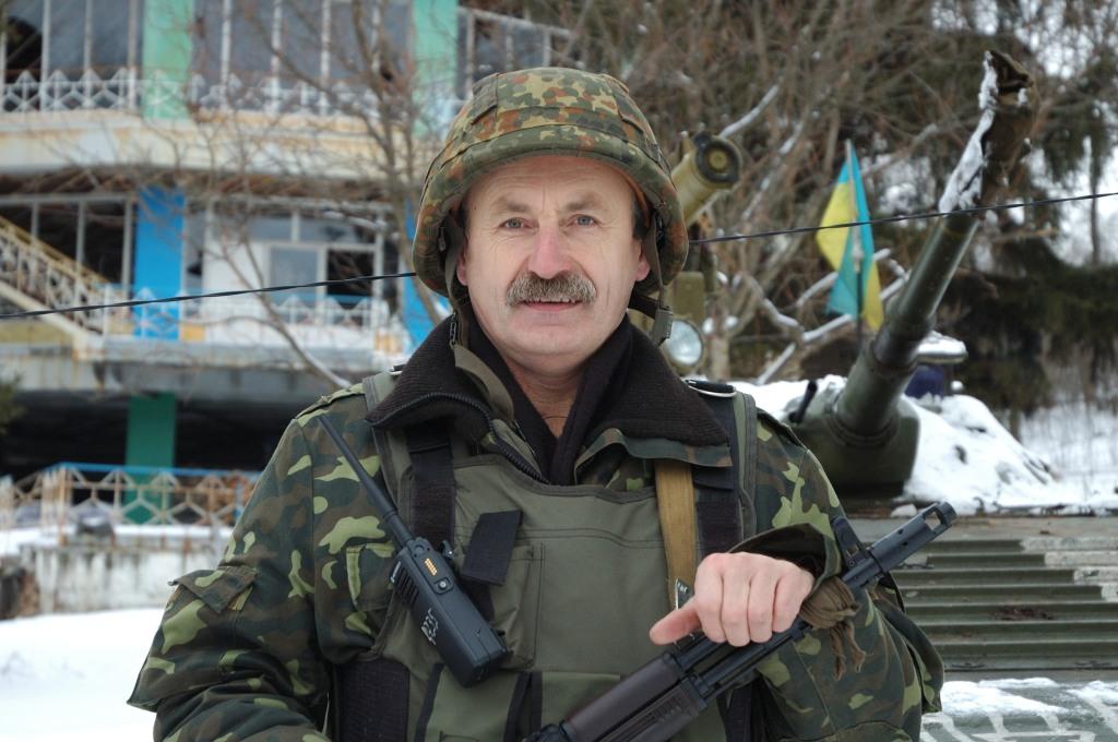 Colonel Sarychev Captivity 40 Battalion Ukraine