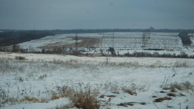 Debaltseve fields Ukraine army