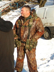 Ukraine army Colonel Shcherbyna Debaltseve Battle