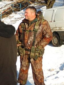 Ukraine army Colonel Shcherbyna Debaltseve Battle